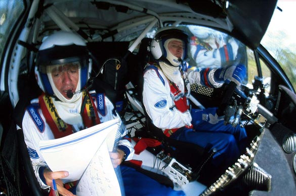 colin mcrae memories of the master autosport