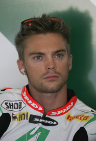 Former British Superbike champion Leon Camier is set to move into MotoGP with Ioda. - 1389713644