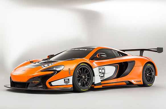 McLaren launches new 650S GT3 car for 2015 season - GT ...