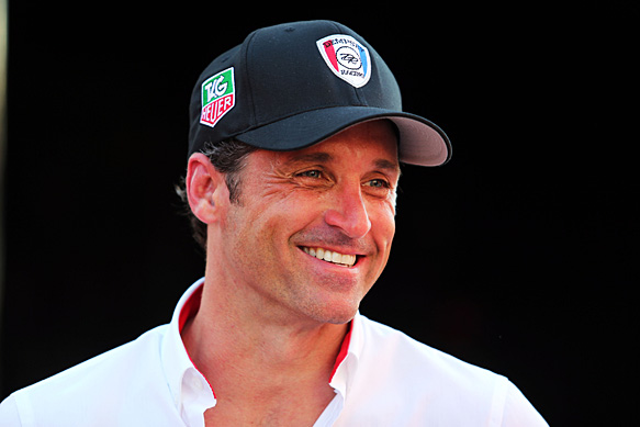 Racing Actor Patrick Dempsey To Contest Full Wec Season In 2015