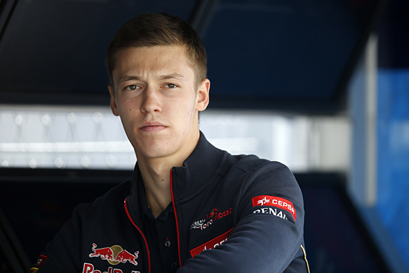 Daniil Kvyat earned a  million dollar salary, leaving the net worth at 1.1 million in 2017