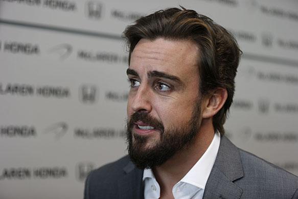 F1 - Alonso vezetheti először a 2015-ös McLarent