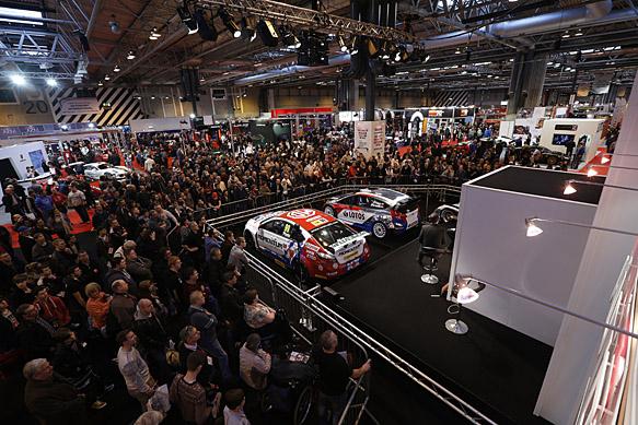 Autosport International Logo Autosport International 2014