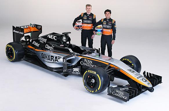 F1 - A Force India nem lesz ott Barcelonában?