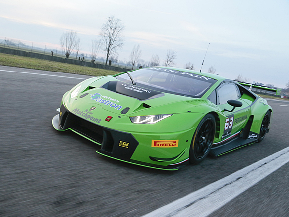 lamborghini launches huracan gt3 and 2015 blancpain gt programme gt news. Black Bedroom Furniture Sets. Home Design Ideas