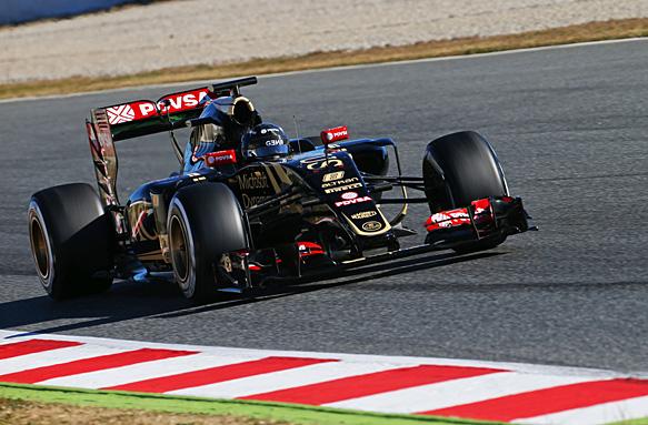 F1 - A BARCELONAI TESZT STATISZTIKÁI