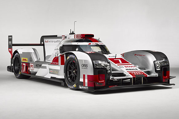 both audi 39 s full season wec lmp1 cars to run le mans aero at spa wec news. Black Bedroom Furniture Sets. Home Design Ideas