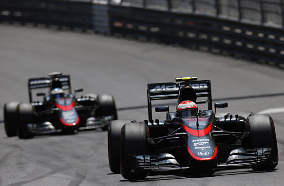 honda to switch focus with mclaren following first f1 2015 points f1 news. Black Bedroom Furniture Sets. Home Design Ideas