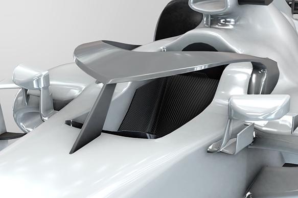 Halo cockpit concept & FIA testing three cockpit safety concepts for Formula 1 cars - F1 ...