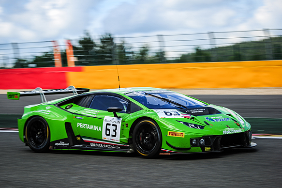 konrad motorsport picks lamborghini huracan gt3 for 2016 return gt news. Black Bedroom Furniture Sets. Home Design Ideas
